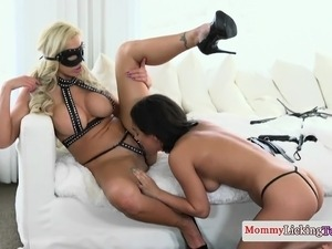 hot girl leather video