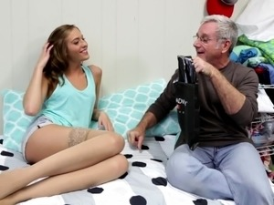 bad old man fucking young girls