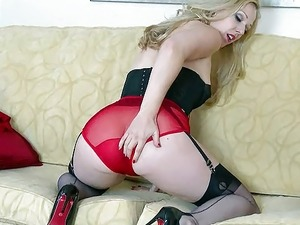 nylons sex video