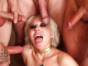 sex slave gang bang