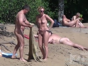 oral sex beach