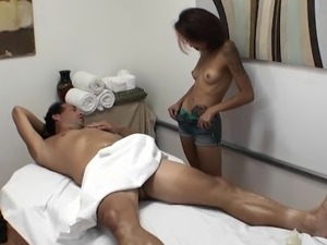 petite asian massage parlor blowjob videos