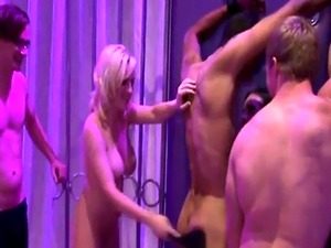 how to flirt at swingers party
