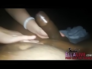 two girls massage video
