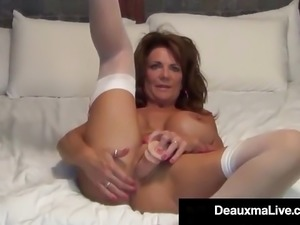 deauxma orgasm movies