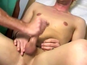 Old man masturbating