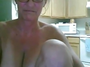 wife with a dick inside