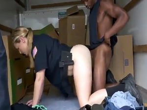 Amateur thick milf interracial and first big cock Black suspect taken