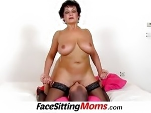 young mom with big tits fucked