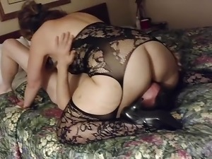 real amateur wives filmed by husband