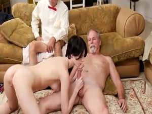 young girl vs old man sex
