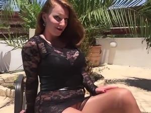 ebony nylon videos