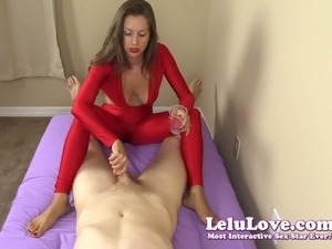 pantyhosed footjob handjob movies