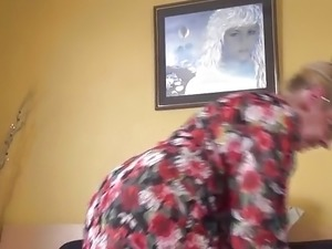 granny anal movies