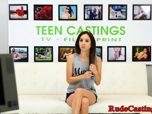 casting couch new pussy
