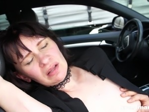 mature woman big dick