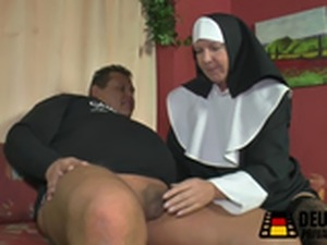 fuck mom and me porn nun