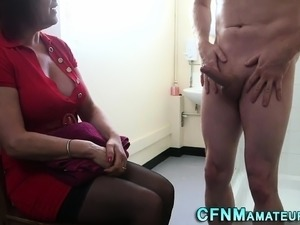 petite young cfnm pussy