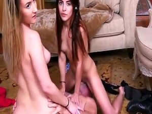 old man young girls free video