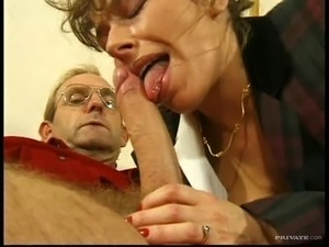 old man seducing young girl video