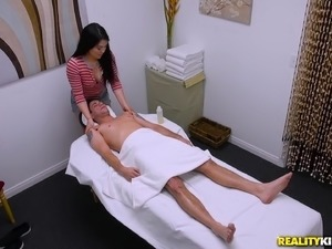 real asian massage parlor videos