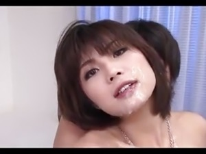 asian bukkake xxx