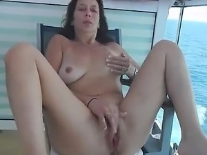 slap happy girl blowjob outdoors