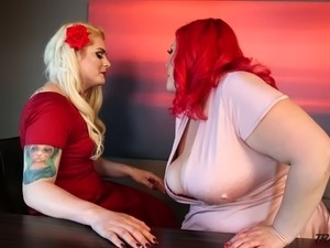 bbw threesome video uploads