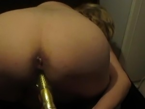 Girl getting fucked from behind