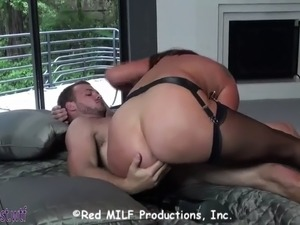 amateur aunt and nephew video