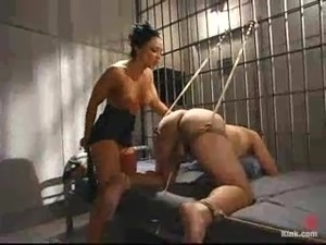 free interracial jail porn