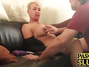 slap rough face blowjob sex
