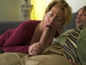 mature gang bang movie