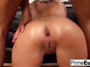 beautiful girl fucked in the ass