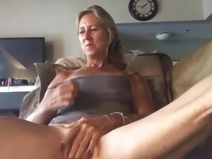 Masturbating with friends