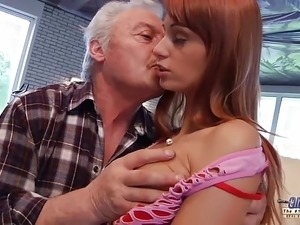 old and young flash xxx video
