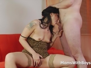 gang bang mom sex tube