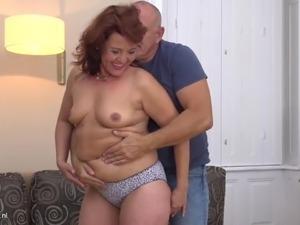black anal moms spot