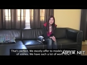 Female agent is all about sexy fucking