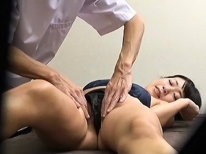 japanese pussy massage uncensored