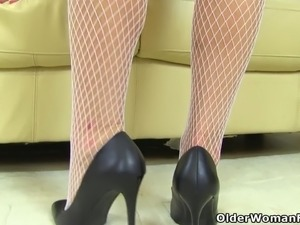 fishnet amateur video