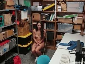 Sexy police girls