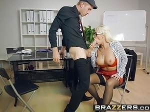 big tits at work vids