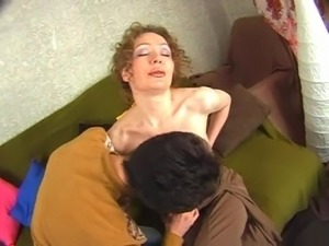 russian mature sex mom boy