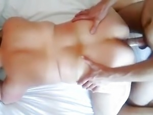 wife stranger blindfolded interracial