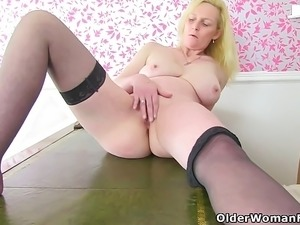mature video movies nylons fat