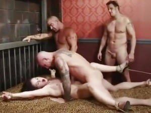 brutal anal sex video