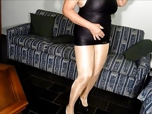 pantyhose wife sex