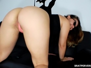 double black ass worship