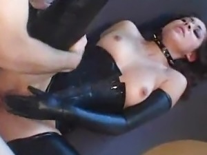 latex mature black